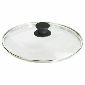 Lodge GL10 Clear Glass Replacement Pot & Pan Cover
