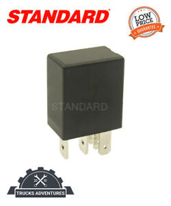 Standard Ignition ABS Relay,Accessory Delay Relay,Accessory Power Relay,Air Bag