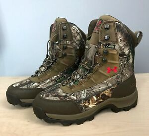 Under Armour Browtine 800 APX Womens Size 7 1240083-946 Gore-Tex Insulated Boots