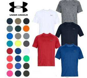 Under Armour Mens Athletic Training UA Tech 2.0 T Shirt large sizes NEW $19.95