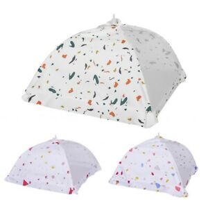 Kitchen Food Cover Tent Umbrella Outdoor Camp Cake Covers Mesh Net Mosquito Hot