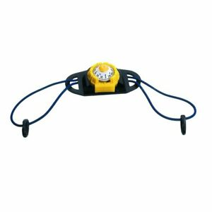 E.S. Ritchie Ritchie SportAbout Compass w Kayak Holder Yellow Black