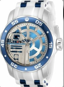 Invicta Star Wars R2D2 Limited Edition 48mm Watch 32518 RARE - #0001  1977