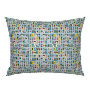 Loteria Mexico Mexican Pillow Sham by Roostery