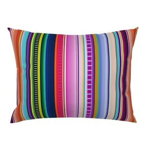 Serape Serape Mexican Mexican Inspired Mexico Mexican Pillow Sham by Roostery
