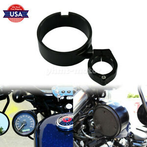 CNC Side Mount Speedometer Relocation Bracket Fit For Sportster XL 883 1200 Dyna