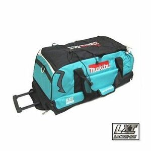 Makita 831269 3 Large Tool Bag With Wheels for Cordless 18V Saw Grinder Drill
