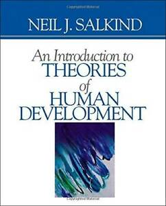 An Introduction to Theories of Human Development Paperback GOOD