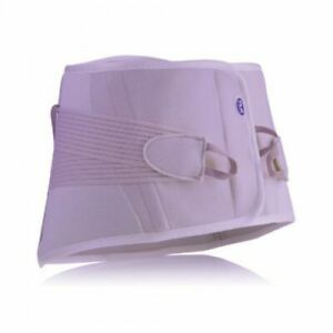 FLA Orthopedics Lumbar Sacral Support for Women Lavender X Large $29.99