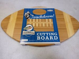 Picnic Time Touchdown! Bamboo 16-Inch Cutting Board (896-00-505)
