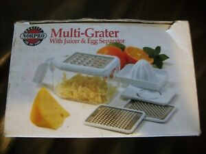 NORPRO MULTI GRATER NEW IN BOX