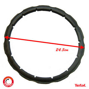 Tefal Seb Clipso seal 4,5-6L 220mm diameter SS-980195,100% ORIGINAL