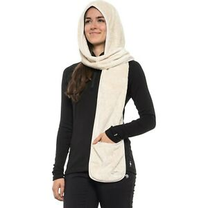 Womens Northface Osito Hooded Scarf