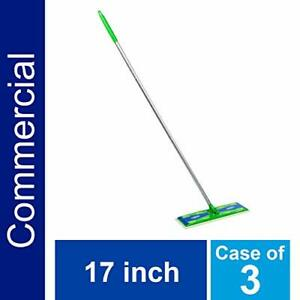 P&G Professional Heavy Duty Sweeper Mop by Swiffer Professional 17-inch Wide ...