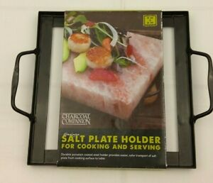 Charcoal Companion Himalayan Pink Salt Holder CC3531 New In Package $10.00