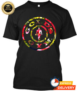New Limited 2018 Golds Gym Aloha T Shirt SIZE S 2Xl $19.99