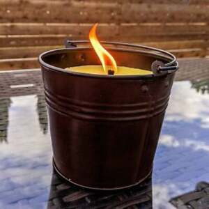 STARLYTES CITRONELLA SCENTED CANDLES 20 OZ