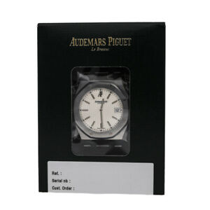 Audemars Piguet Royal Oak Jumbo Thin Auto Steel Mens Watch 15202ST.OO.0944ST.01