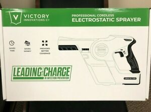 BRAND NEW Victory VP200ESK Electrostatic Spray Handheld Disinfect Sanitize