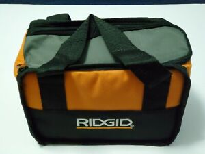 RIDGID TOOL BAG 10X7X5 CARRYING CASE FOR 18 VOLT DRILL/IMPACT BATTERY NEW