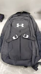 Under Armour Recruit 2.0 Backpack Graphite & White UA $20.50