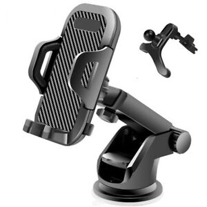 Car Windshield and Dashboard Mount Cell Phone Holder for Samsung Galaxy Note 9 $7.75