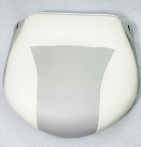 WISE BOAT SEAT PRO VERSION TOUR BUTT PEDESTAL SEAT WHITE GREY WD1278 019