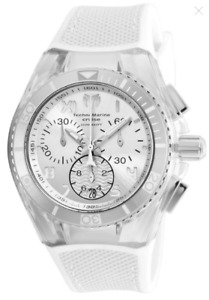 Technomarine 115017 Cruise California Antique Silver $129.97