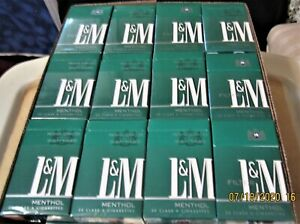 68 L&M EMPTY Hard Pack Boxes that are EMPTY for Arts & Crafts