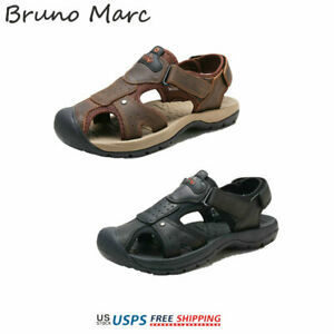 Bruno Marc Mens Sports Sandals Outdoor Fisherman Beach Walking Shoes Water Shoes $15.59
