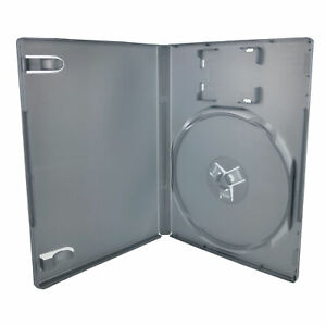 Game case for Sony PS2 replacement empty retail box - Silver 2 pack  ZedLabz