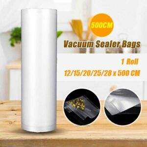 Food Vacuum Bag Storage Bags For Vacuum Sealer Vacuum Packaging Rolls UK