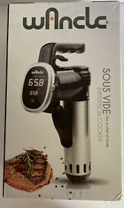 Wancle Sous Vide Precision Cooker Immersion Cooker Circulator Chef
