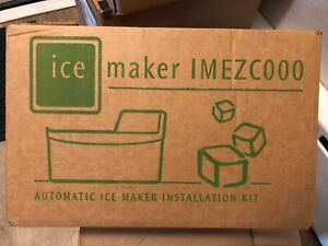 Frigidaire IMEZC000 Refrigerator Automatic Ice Maker (all parts included!)