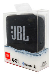JBL GO2 Wireless Portable Waterproof Bluetooth Speaker In Retail Authentic New