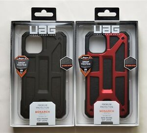 UAG Urban Armor Gear Leather Monarch cases for iPhone 11 PRO amp; iPhone X XS