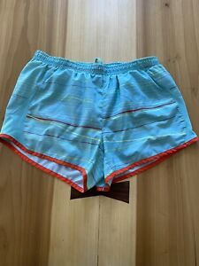 Nike Tempo Womens Lined Dri fit Running Athletic Shorts SMALL Turquoise $11.00