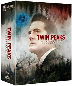 Twin Peaks The Television Collection: Complete Original Series The Return $33.99