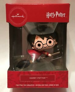 NEW Hallmark HARRY POTTER QUIDDITCH Christmas Ornament