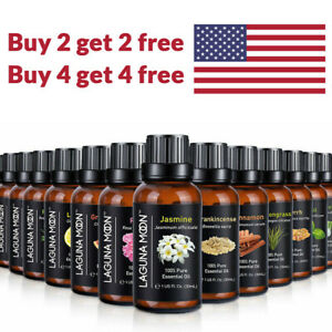 Essential Oils 100% Pure amp; Natural Therapeutic Grade Fragrance Oils $15.99