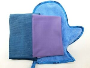 Norwex Microfiber Household Package EnviroWindowClothMitt Colors May Vary