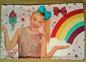 Jojo Siwa FULL Sheet Set. 4 piece New Nickelodeon $19.99