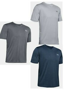 Mens Under Armour Velocity V neck Short Sleeve Shirt. $16.00