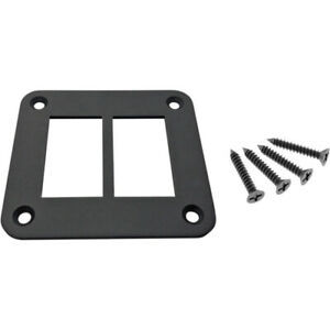 Moose Utility Division Universal Dash Plate 2 Switches 2PP ADA $12.68