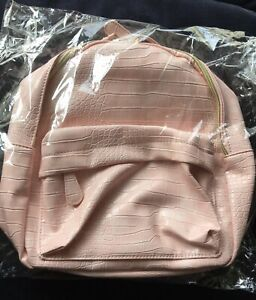 NEW Pink Backpack Bag $25.00