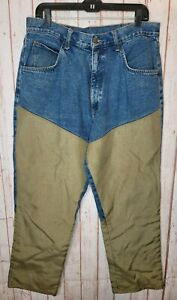 Browning Men#x27;s Canvas Upland Hunting Outdoor Pants Size 36