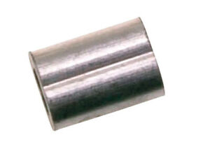 Campbell Chain Aluminum Aluminum Wire Rope Sleeve Pack Of 50