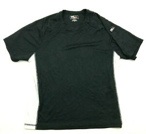 RLX Ralph Lauren Dry Fit Shirt Size Small S Adult Black Short Sleeve Tee Workout $24.77