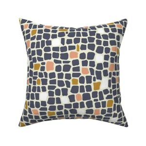 Giraffe Africa Animal Throw Pillow Cover w Optional Insert by Roostery