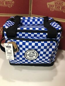 Vans US Open of Surfing 2020 Huntington Beach Checkerboard Lunch Cooler New